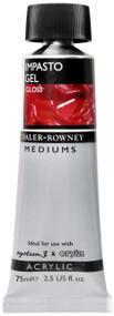 Daler Rowney Impasto Gel Medium (Gloss) 75ml