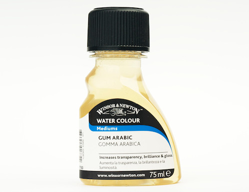 Winsor & Newton Water Colour Mediums - Gum Arabic