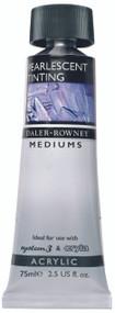 Daler Rowney Pearlescent Tinting Medium 75ml