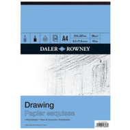 Daler Rowney Drawing Pads - Smooth