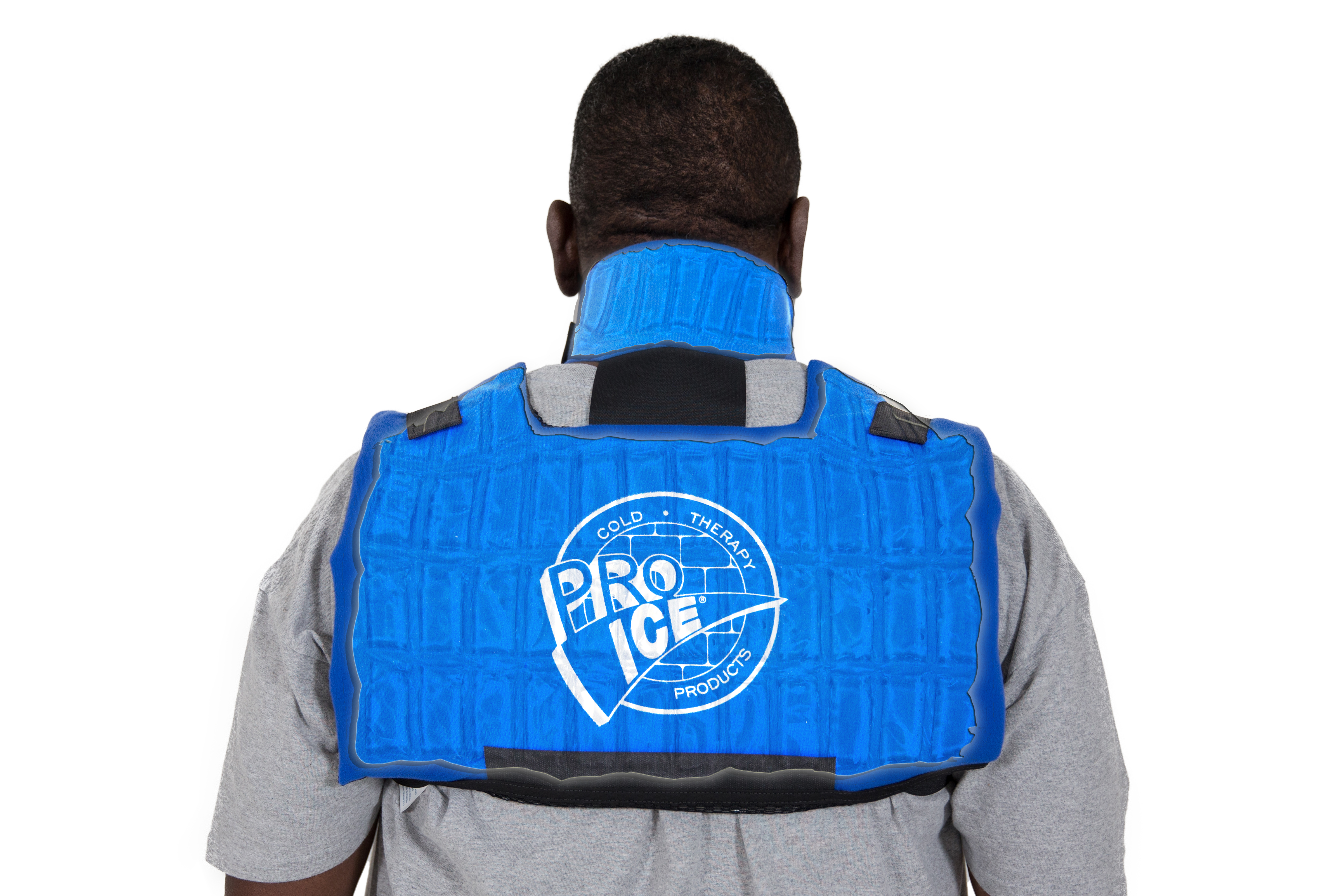 Neck & Upper back ice pack by Pro Ice pi100