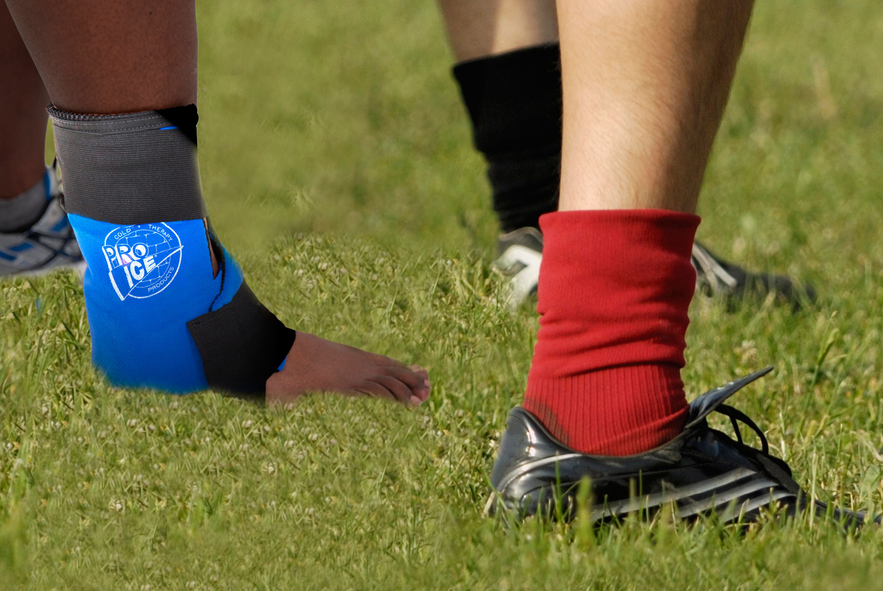Ankle Ice Wraps - Pro Ice, The Best Ice Wraps On The Planet!