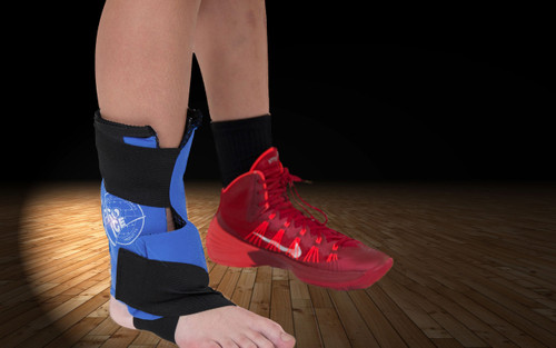 ankle ice wrap by pro ice