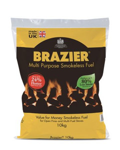 Brazier Smokeless Fuel