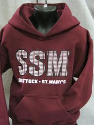 Youth Hooded SSM Sweatshirt