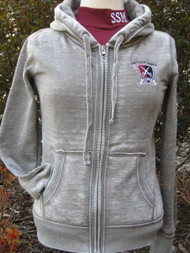 Ladies Zen Soccer Full Zip Sweatshirt