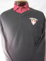 Uniform  V-Neck Sweater XXL