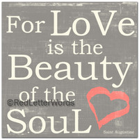 Love is the Beauty - Cards