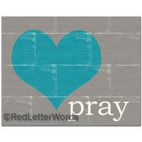 Patchwork Pray