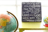 Joshua 1:9 - Boys