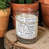 Paris City Sites - Candle