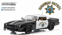 1:18 1979 Chevy Camaro Z/28 - California Highway Patrol (Hardtop)