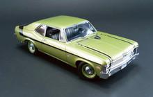 1:18 GMP 1970 Chevrolet Nova Yenko Deuce - Citrus Green