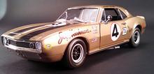 1:18 ACME 1967 Chevrolet Camaro Z/28 - First Z/28 Ever Produced