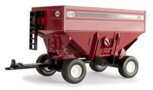 1:32 J&M Red Gravity Wagon