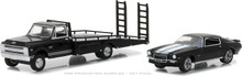 1:64 1970 Chevy C-30 Ramp Truck with 1971 Chevrolet Camaro Z/28 (Hobby Exclusive)
