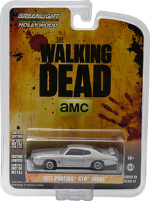 1:64 Hollywood - The Walking Dead (2010-Current TV Series) - 1971 Pontiac GTO Judge
