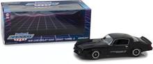 1:18 1981 Chevrolet Z/28 Yenko Turbo Z - Black