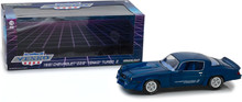 1:18 1981 Chevrolet Z/28 Yenko Turbo Z - Blue
