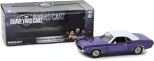 "1:18 Graveyard Carz (2012-Current TV Series) - 1970 Dodge Challenger R/T (Season 5 - ""Chally vs. Chally"")"