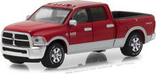 1:64 2018 Ram 2500 Big Horn - Harvest Edition - Case IH Red (Hobby Exclusive)
