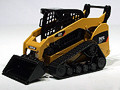 1:32 CAT 297C Multi Terrain Track Loader with Work Tools