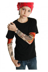 Rock N Roll Tattoo Tee