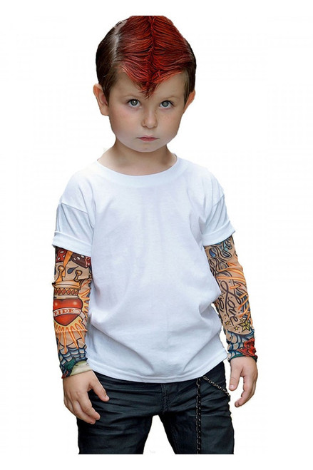 Rockabilly tattoo tee