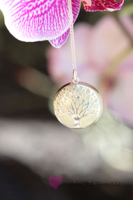 Tree Of Life with Breast Milk Bezel
