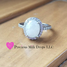 NEW!!! Simple loving Halo (Ring 15)