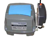 Blue Diamond ETA 60 Septic Air Pump with Alarm