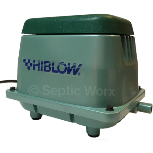315 Hiblow Hp 80 Septic Air Pump Septic Worx