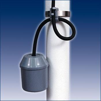 SJE Rhombus Junior Super Single Submersible Sump Pump Float Switch