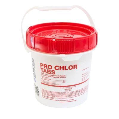 Pro-Chlor Tablets 10 Pounds