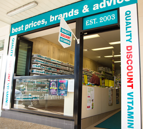 Quality Discount Vitamins Shop