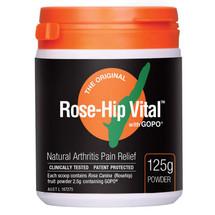 Rose Hip Vital - 125g - Powder, Rose Hip Powder