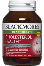 Blackmores Cholesterol Health - 60 Capsules