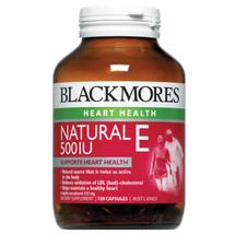 Blackmores Natural Vitamin E 500 iu  150 Capsules