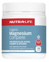 NutraLife Magnesium -  Capsules