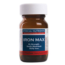 Ethical Nutrients Iron Max - 30 tablets