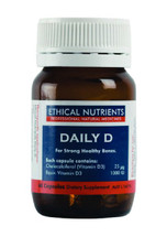 Ethical Nutrients Daily D  - Capsules