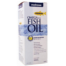 Melrose Norwegian Fish Oil - Oral Liquid
