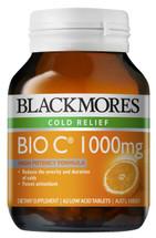 Blackmores Bio C 1000mg - Low Acid Tablets