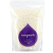 Lovingearth Organic Coconut Chips - 250g