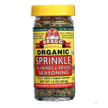 BRAGG Organic Sprinkle Herbs Seasoning - 42.5g