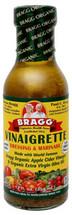 BRAGG VINAIGRETTE - 354ml