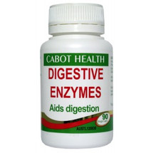 Cabot Health Digestive Enzymes - 90 Capsules