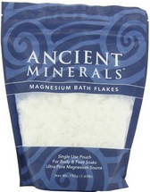 Ancient Minerals - Magnesium Bath Flakes - 750g