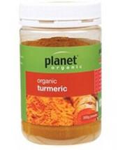 planet organic - organic turmeric - 300g Powder