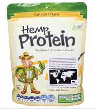 Hemp Protein Powder - Australian Certified Organic - 500g